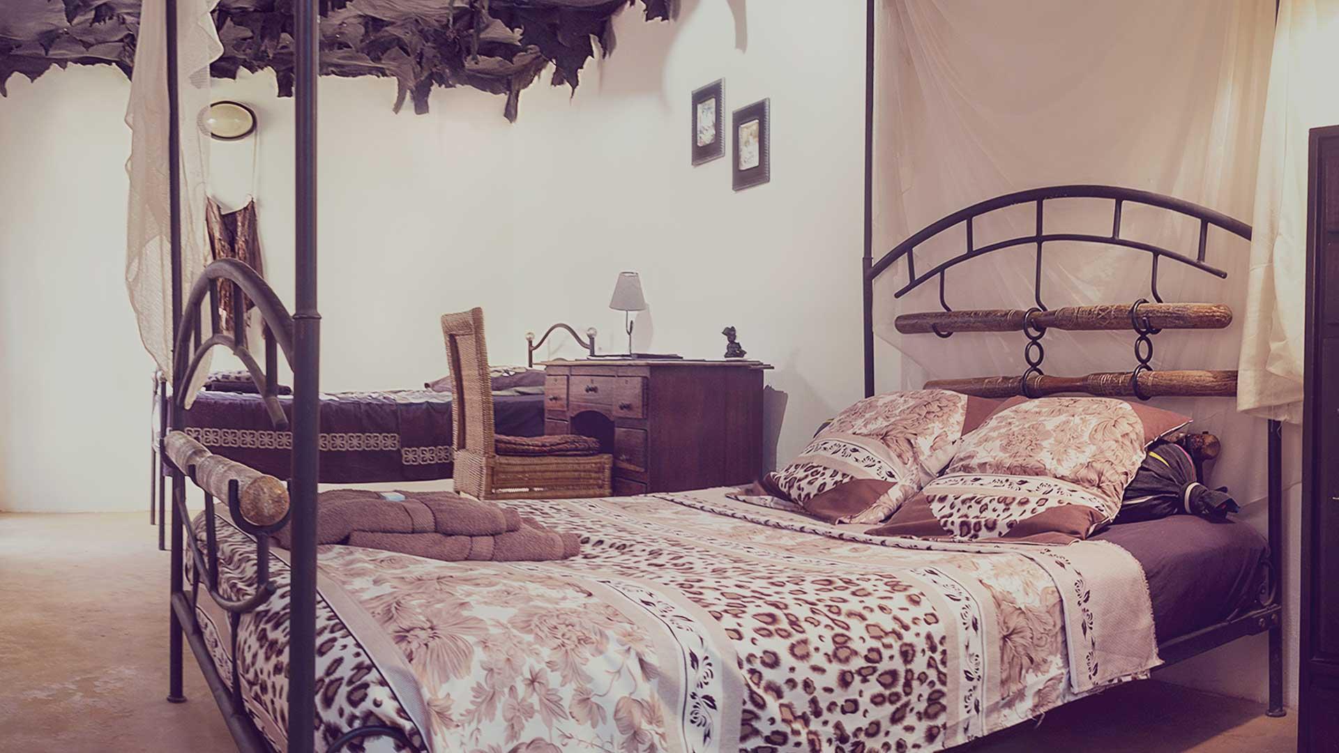La chambre touareg
